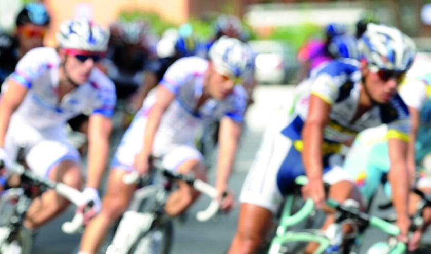 Wielrenners EK starten en finishen op Waagplein.