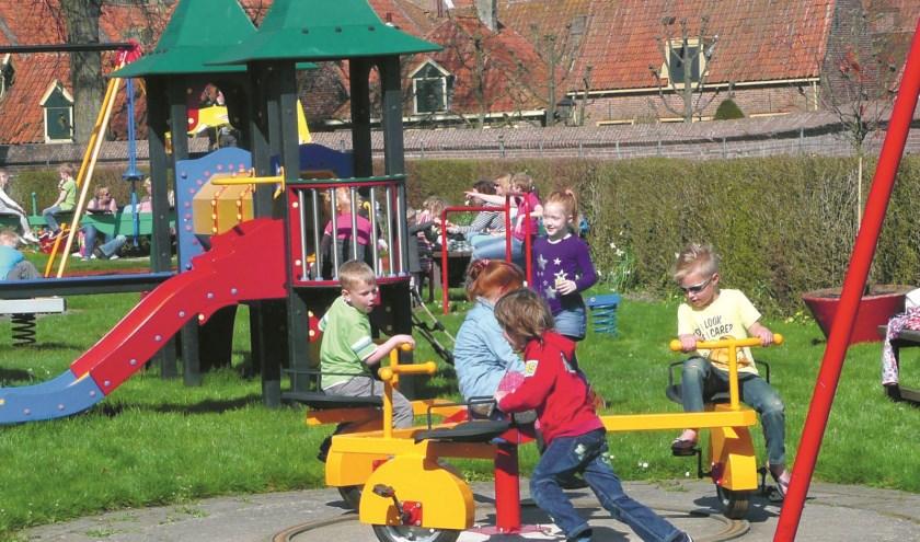 Op vele plekken in West-Friesland is de grond schoon.