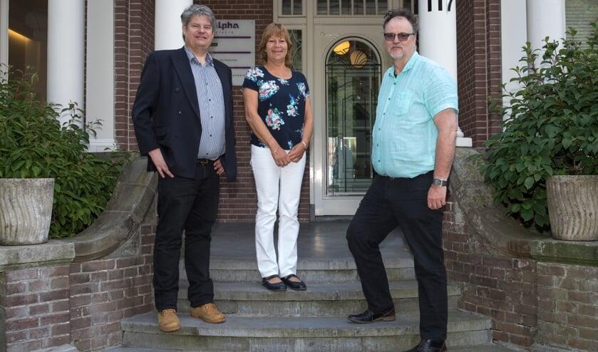 Het team van Kiewitt & Verhoeven Advocaten.