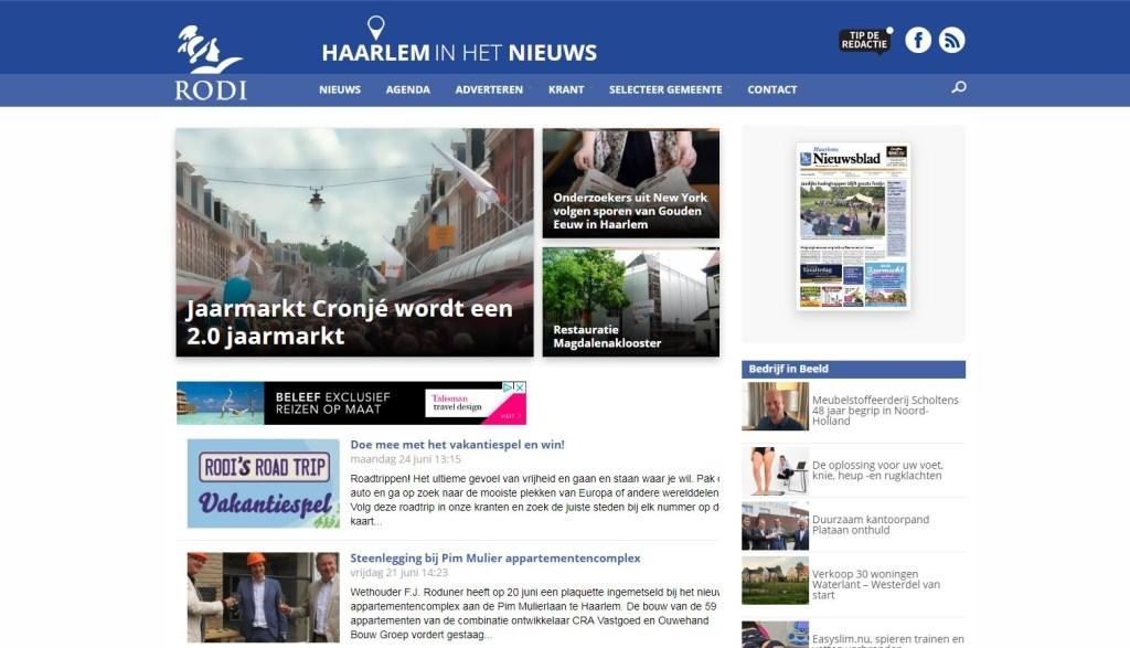 www.rodi.nl/regio/haarlem (Foto: Lol Media) © rodi