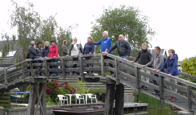 Woensdag 19 juni gaat de eerste wandeling van het seizoen van start bij Museum BroekerVeiling.