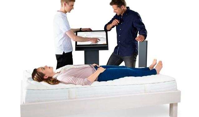 Vitario - een matras geheel op maat gemaakt bij de Schakel wonen en slapen.