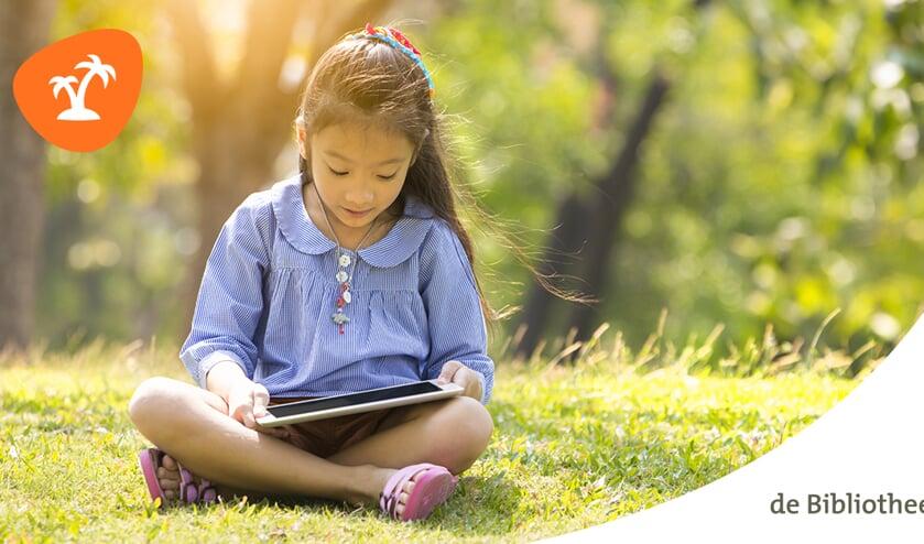 Lekker lezen kan ook op vakantie.