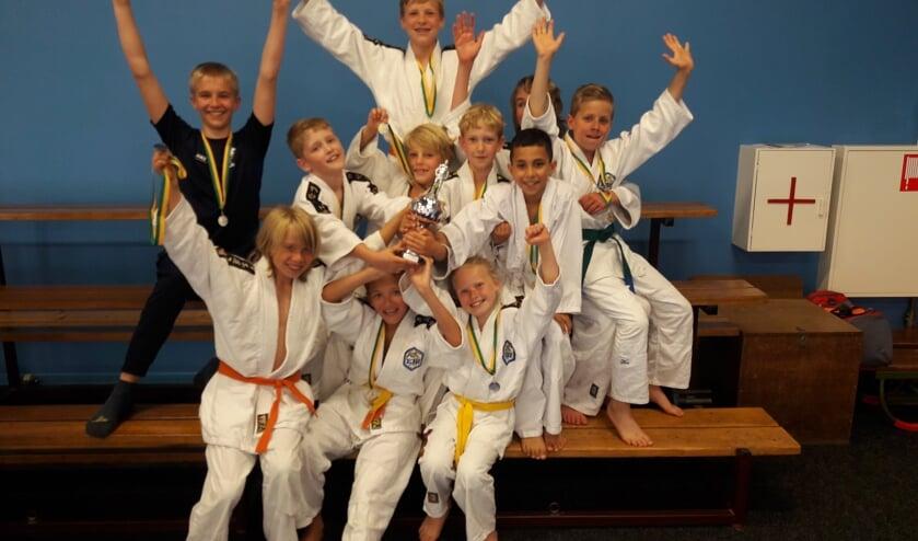 het kampioensteam van de regiocompetitie.