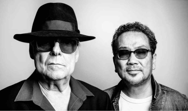 Bluesmannen Oscar Benton (l) en Johnny Laporte zijn te zien en te horen in Cool.