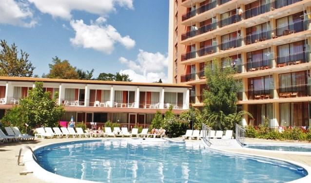 Hotel Jupiter.