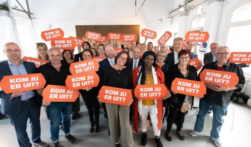 De gemeente Bergen doet mee aan de landelijke campagne 'Kom uit je schuld' om het taboe op schulden te verkleinen.