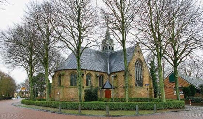 De Witte Kerk is verkocht aan een particulier.