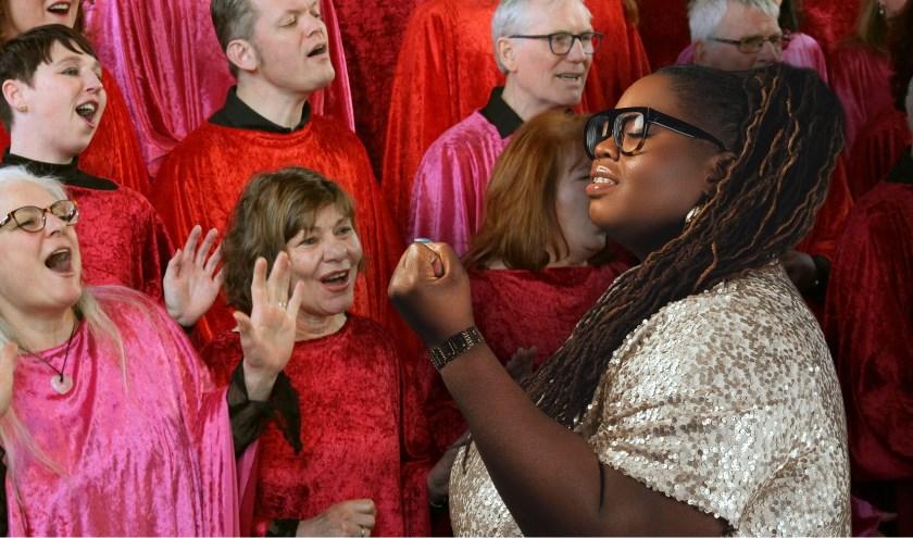 Samen met UpTight en jonge zangeressen van muziekschool Boudijn brengt Shirm de grootste hits van Aretha Franklin ten gehore.