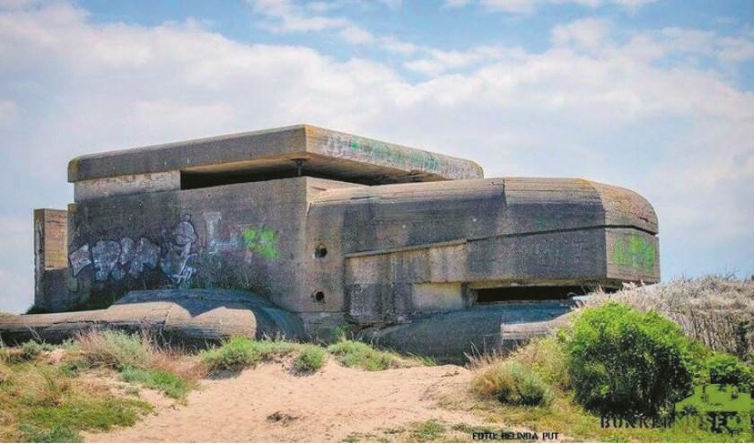 Bunkermuseum IJmuiden.