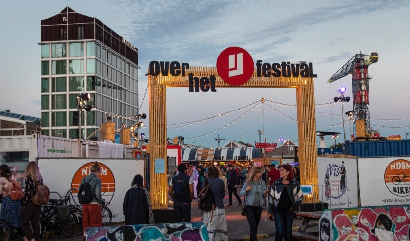 Over het IJ Festival trok dit jaar 25.000 bezoekers