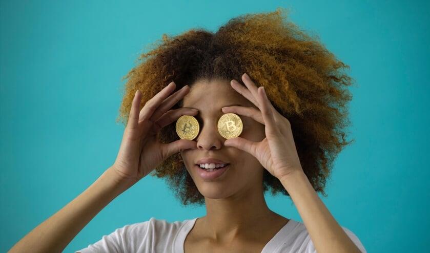 De bitcoin koers steeg deze maand naar het hoogste punt van dit jaar.