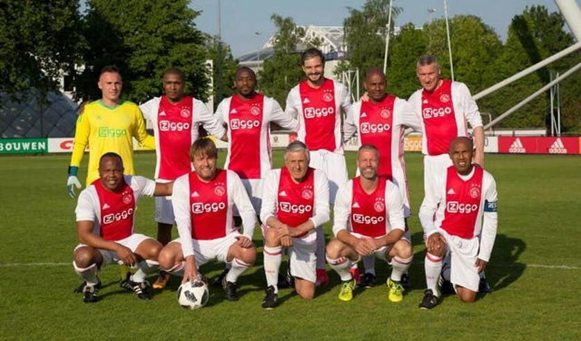 Lucky Ajax.