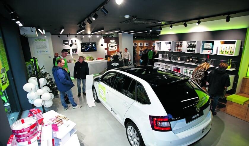 De Store in Haarlem.
