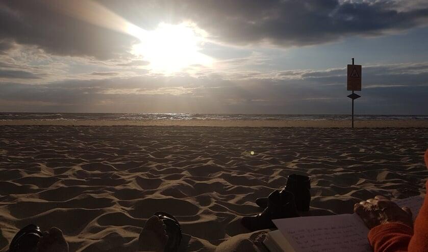 Schrijven in de natuur