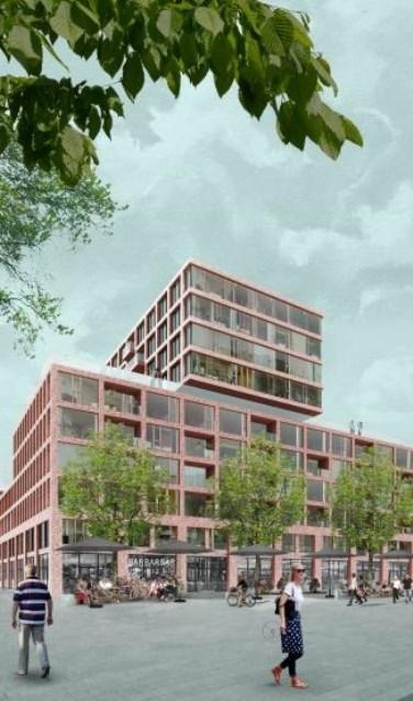Het ontwerp van Treehouse, gemaakt door Kraaijvanger Architects.