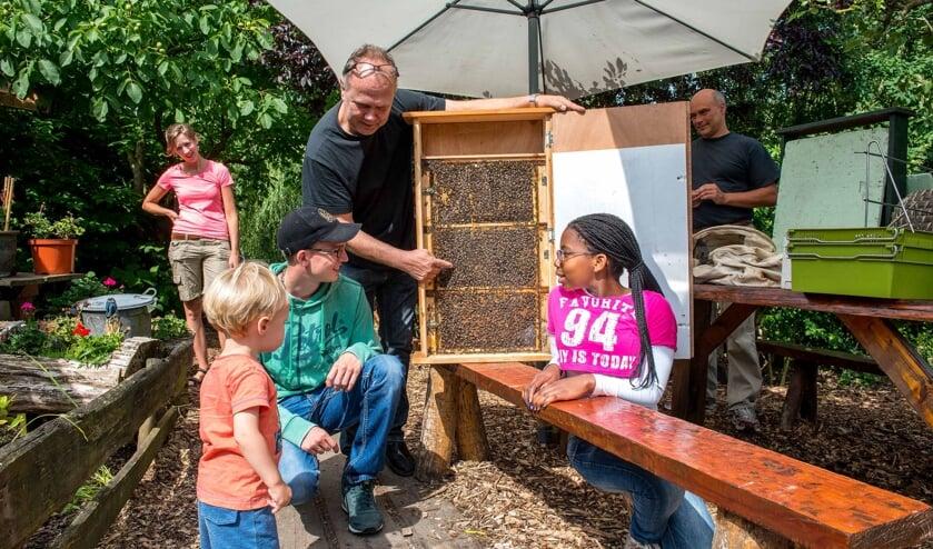 Kom alles te weten over het bijenleven tijdens de open imkerijdagen.