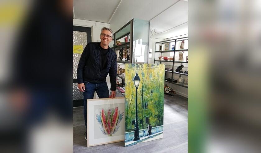 Alexander Obbink: 'Door dit jaarabonnement ga ik me zeker meer verdiepen in kunst'.
