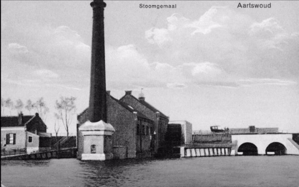 Stoomgemaal Geester Ambacht hield Noord-Holland lange tijd op een veilig waterpeil. (Foto: Aangeleverd) © rodi
