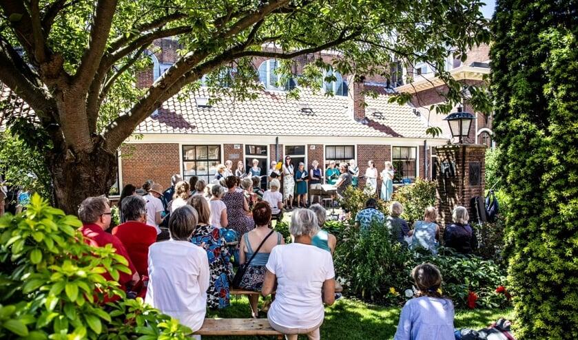 Schola Hildegardis geniet veel publiek.