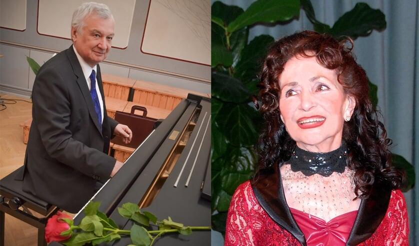 Aleksandra Järve geeft, samen met haar vaste pianist Ants Liigus, een uniek concert in de Remontstrantse kerk in Alkmaar.