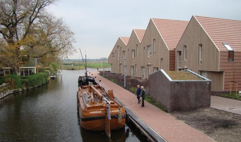 Deze keer wordt een gedeelte van het Eerstelingenpad gevolgd.