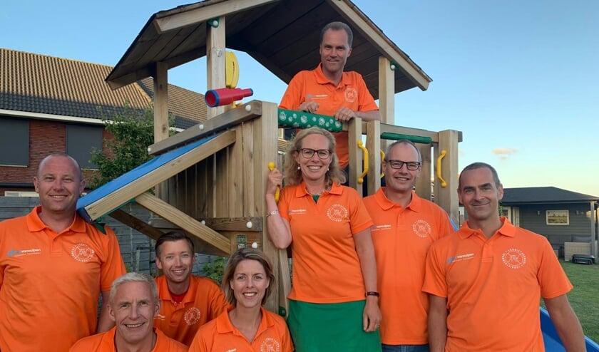 De tenniscommissie van KLTV heeft zin in het Lobbietoernooi.