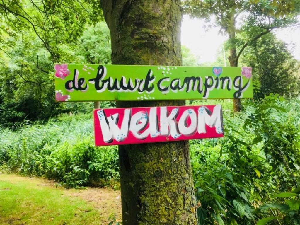 Iedereen is welkom op De Buurtcamping. Foto: Nelis Holst © rodi