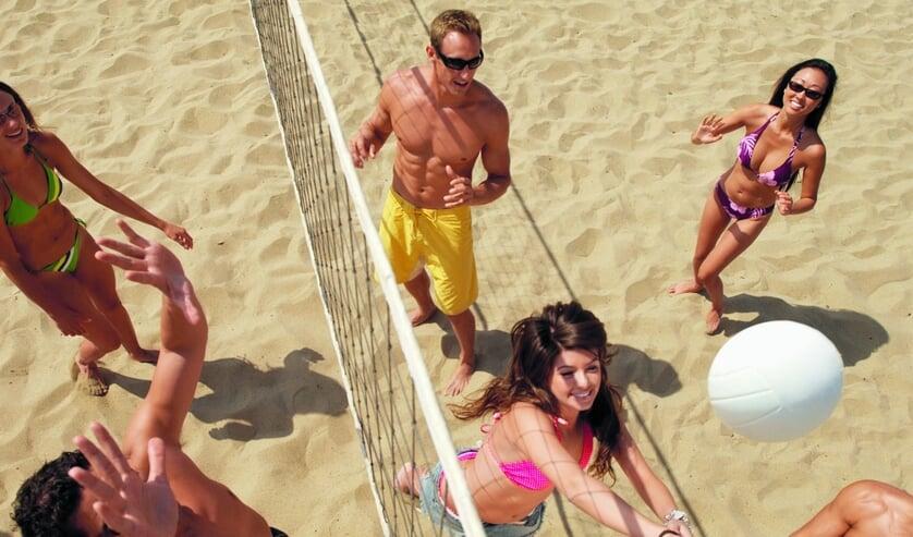 Verzamel een team en doe mee met het beachvolleybaltoernooi in Midwoud.