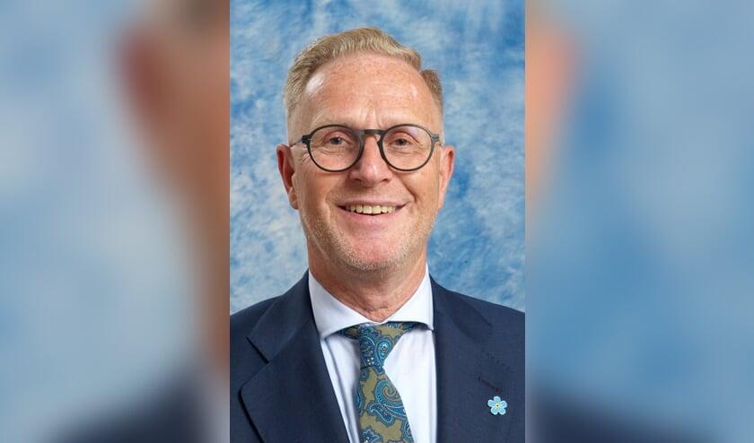 Wethouder Gaatze de Vries.