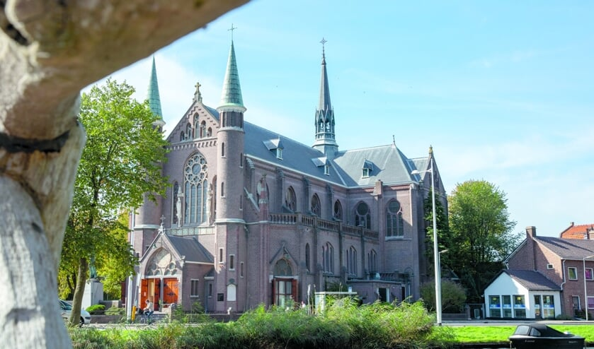 Kerken hebben het moeilijk en krijgen soms een woonfunctie, zoals hier in de Sint Josephkerk.