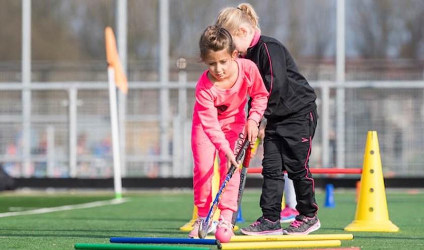 Speciaal voor kinderen van zes jaar organiseert WFHC de benjaminochtenden.