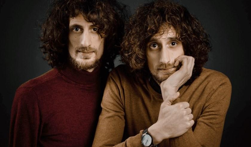De tweelingbroers Arnout en Sander Brinks van Tangarine.