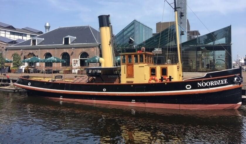 Visfestival op Willemsoord.