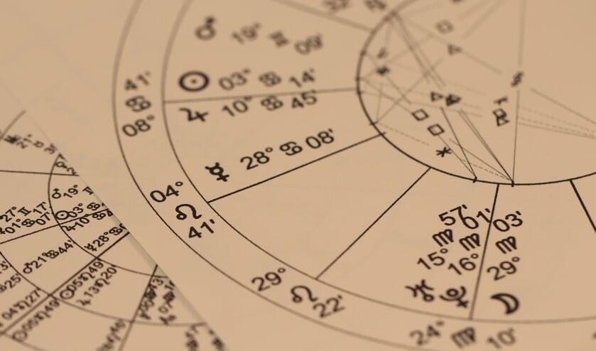 Astrologie populair onder hoogopgeleiden in Noord-Holland.