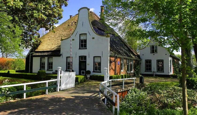 In Het West-Friese dorpje Twisk staan prachtige monumentale panden. Een kijkje waard.
