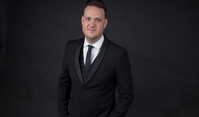 Pascal Redeker; de volkszanger is bekend in heel Nederland.