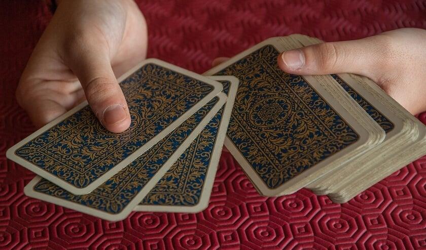 Bridgen is een kaartspel  dat ook onder de noemer denksport geplaatst kan worden.