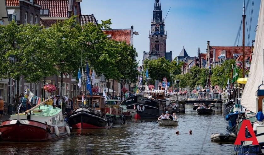 Victorie Sail Alkmaar werd één groot succes.