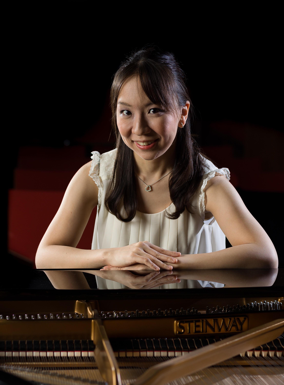 pianiste Mana Oguchi