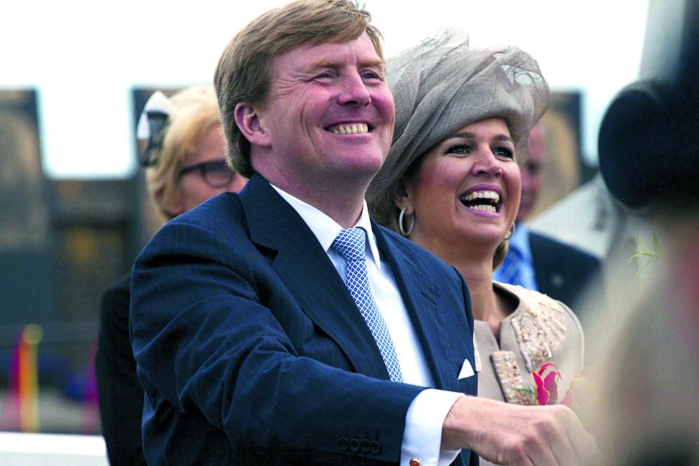 De Koning en Koningin brengen een bezoek in West-Friesland. Medemblik is één van de plaatsen die wordt bezocht. (Foto: Shutterstock)
