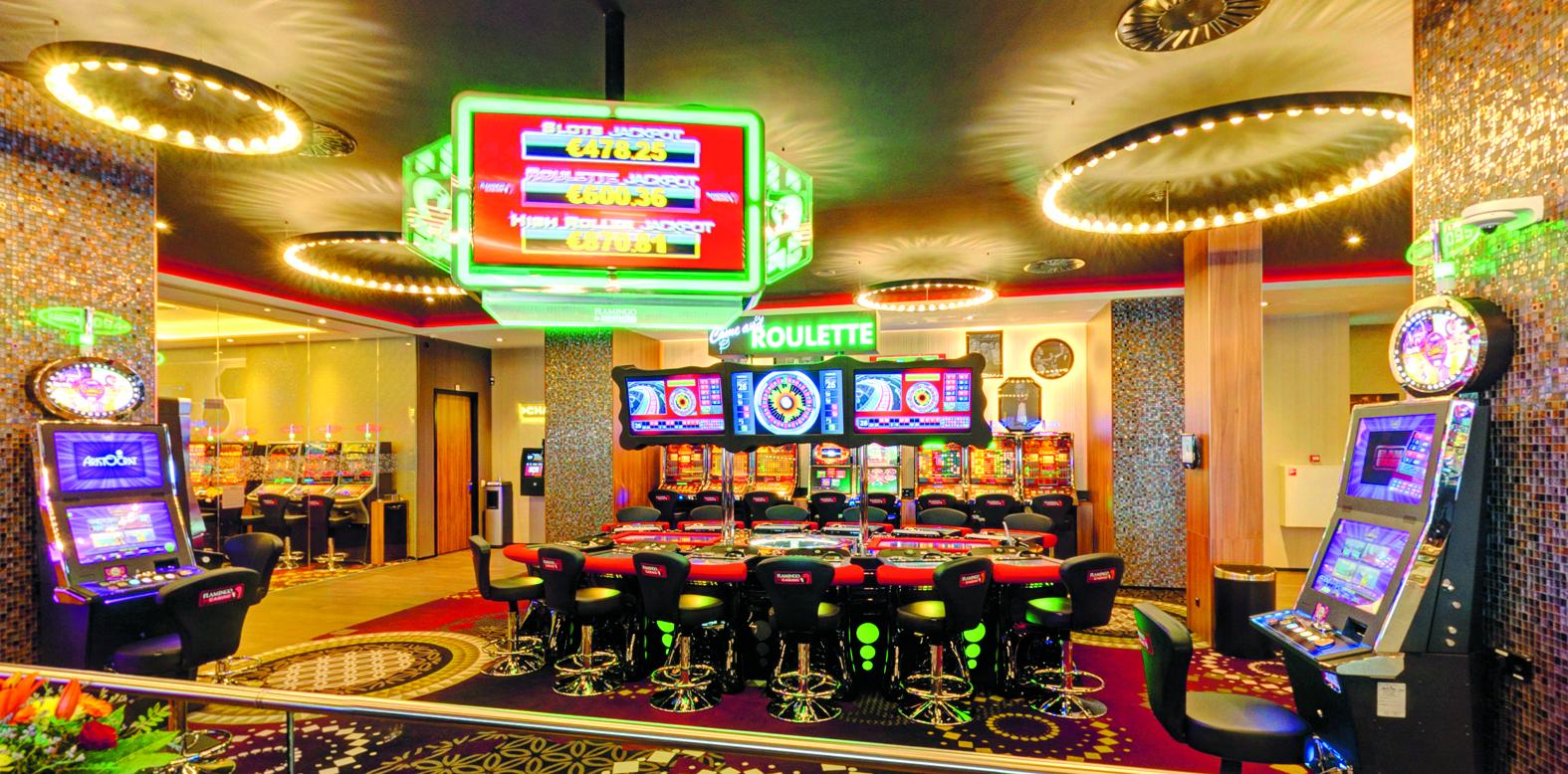 Party & Play bij Flamingo Casino Alkmaar. (Foto: aangeleverd)