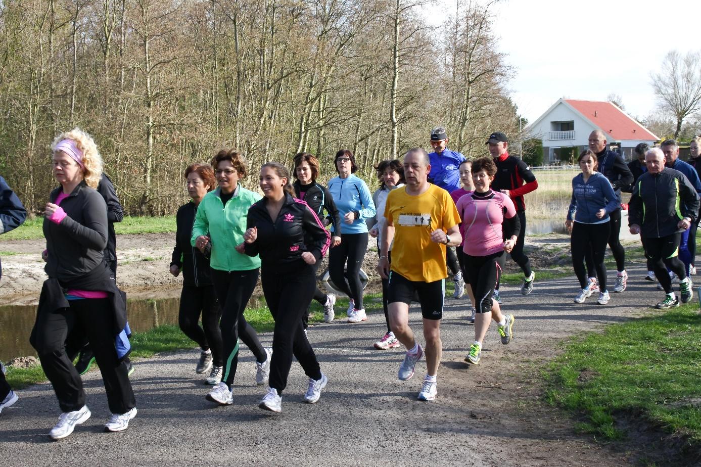 Ga sportief van start bij SV Noordkop Atletiek.. (Foto: aangeleverd)