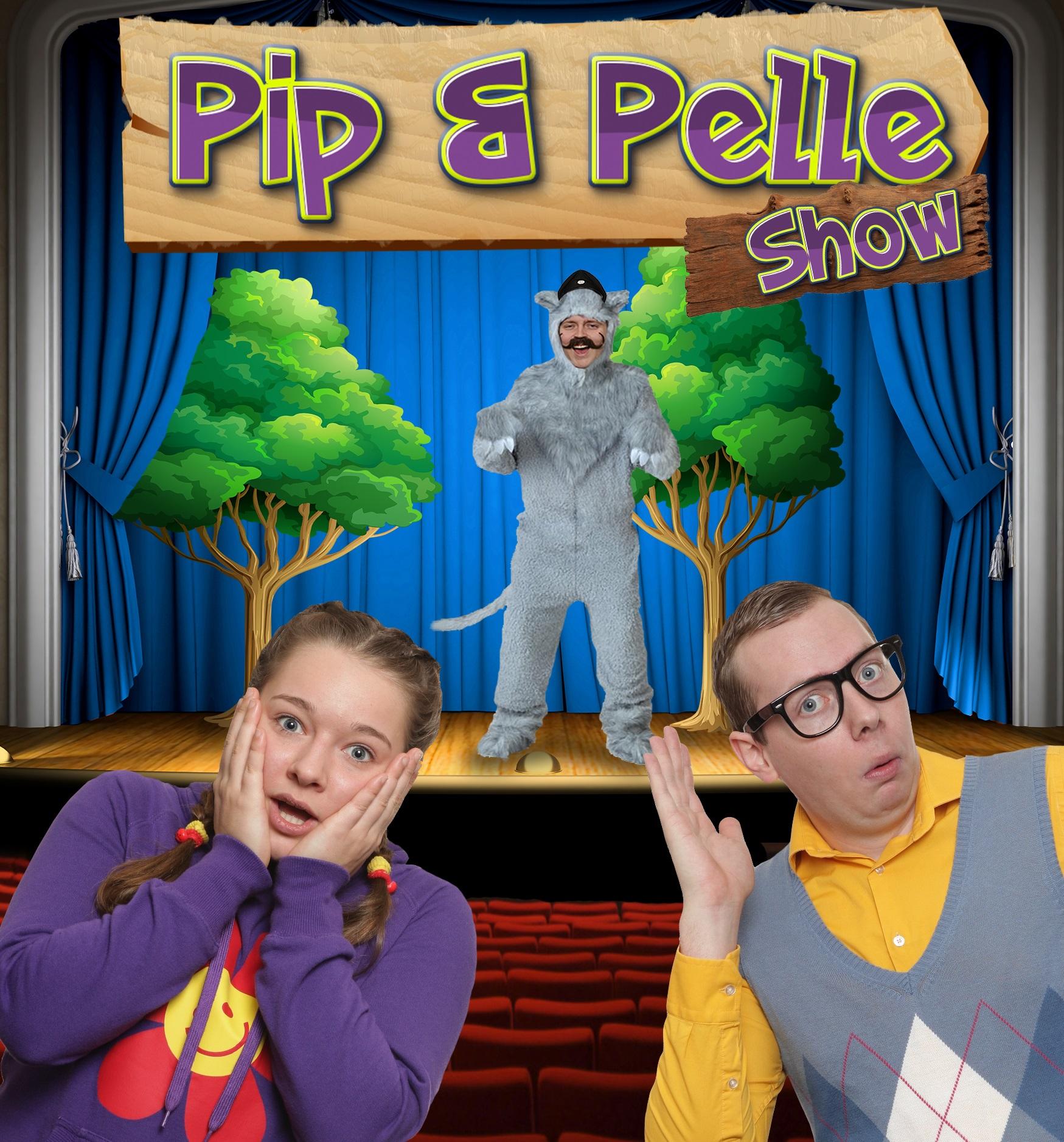 Pip & Pelle. (Foto: aangeleverd)