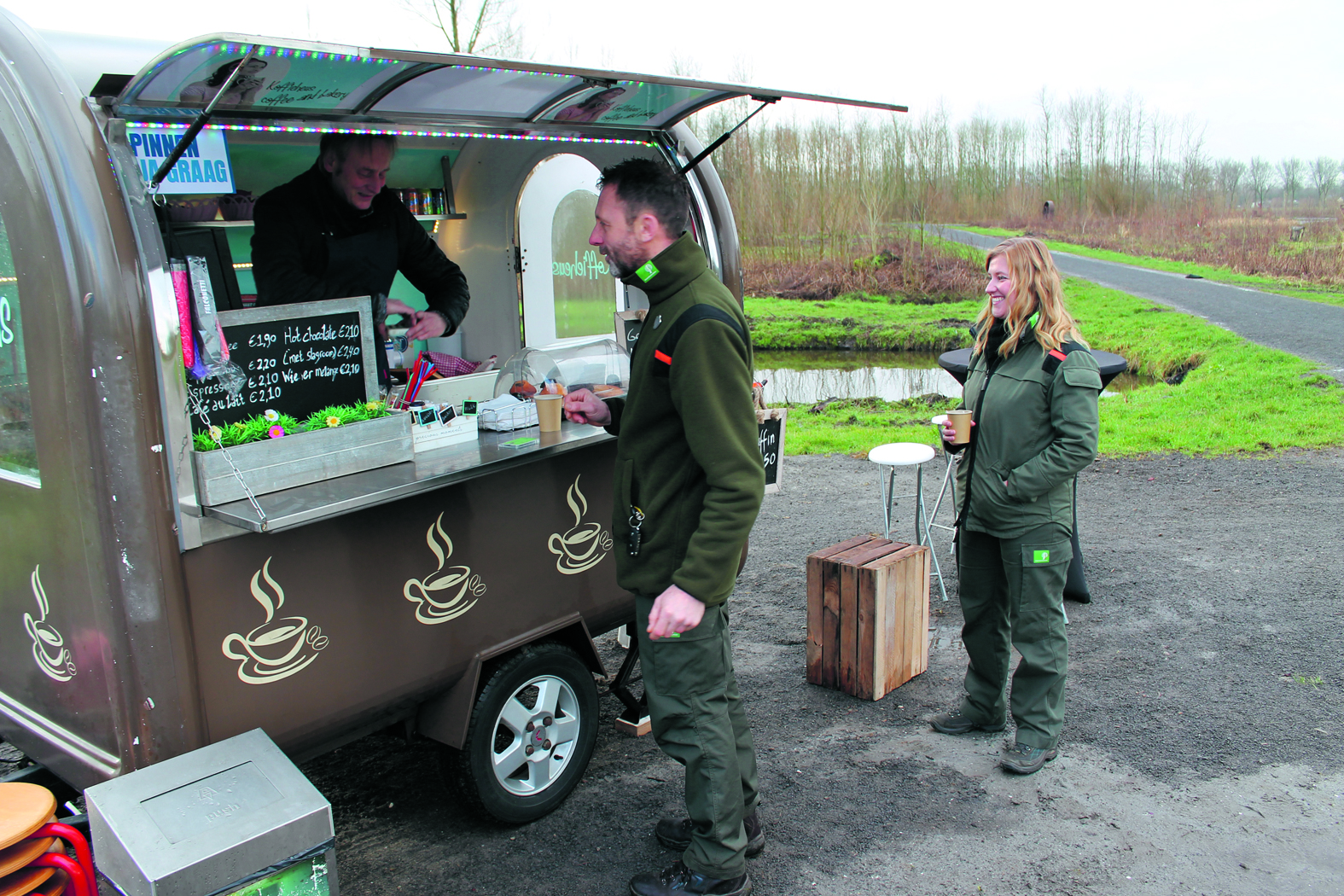 <p>Doek valt voor Koffieheus in Purmerbos</p>