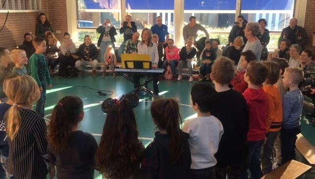 Muziek op Wagemakerschool Landsmeer