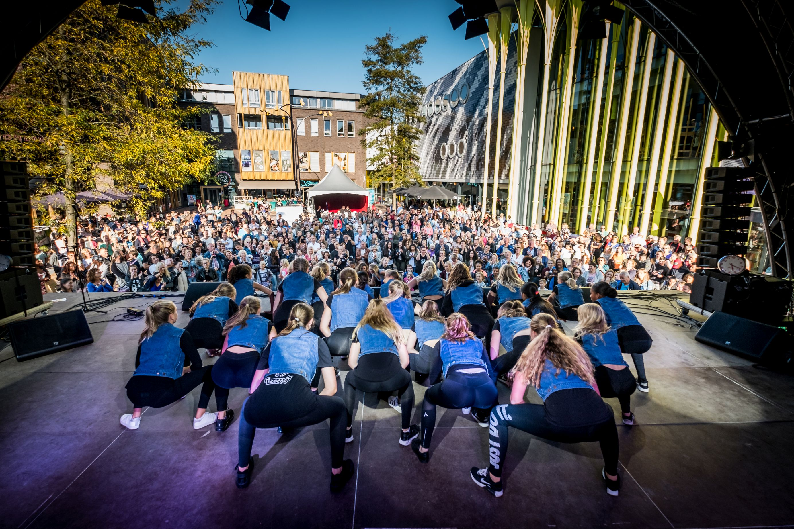 Inschrijving Coolpleinfestival 2018 geopend. (foto Richard Rood)