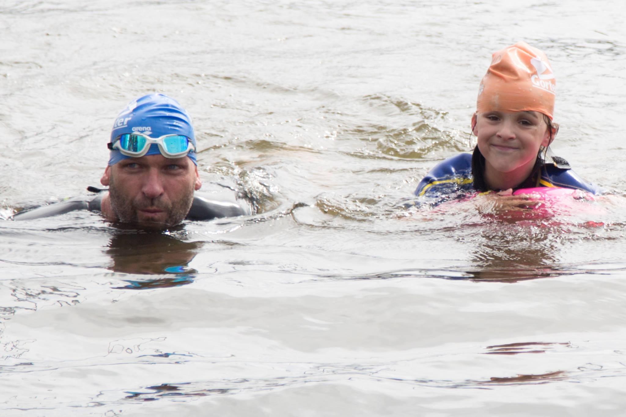A Local Swim is samen bewegen voor de Stichting ALS. (Foto: aangeleverd)