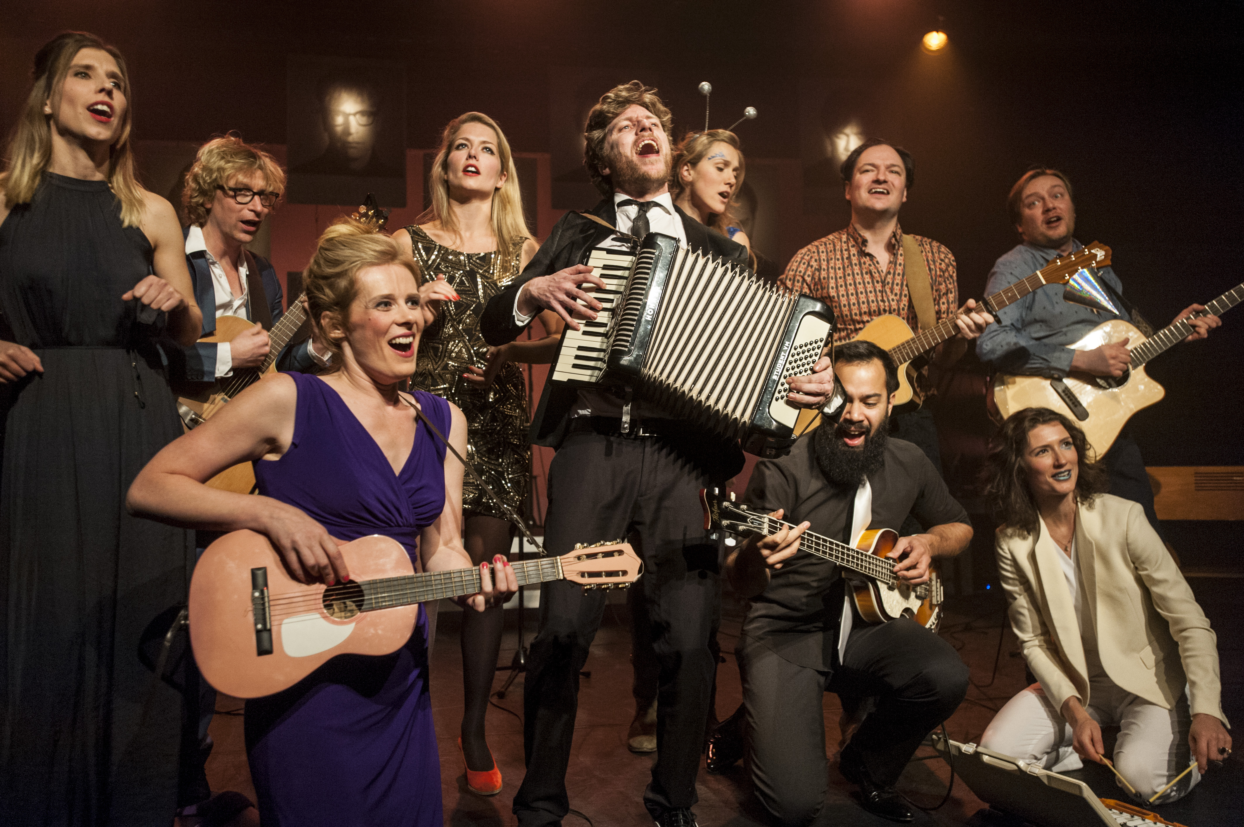 Nieuwe Nederlandse singer-songwriters in Postkantoor Live. (Foto: aangeleverd)