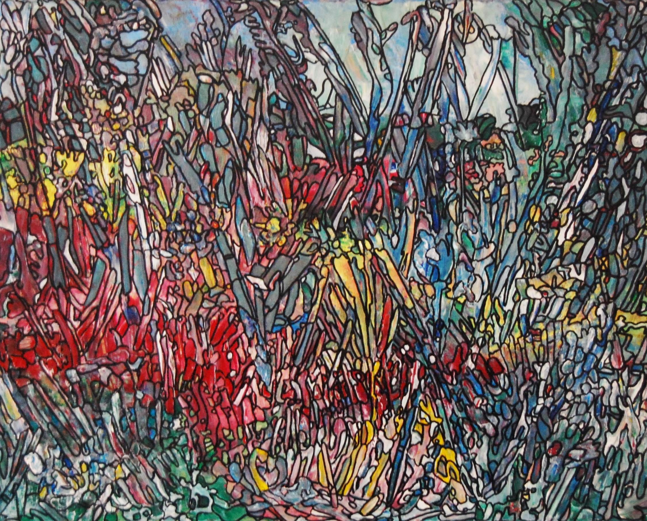 Werk van Saskia van de Berg-Jacobi. (Foto: aangeleverd)